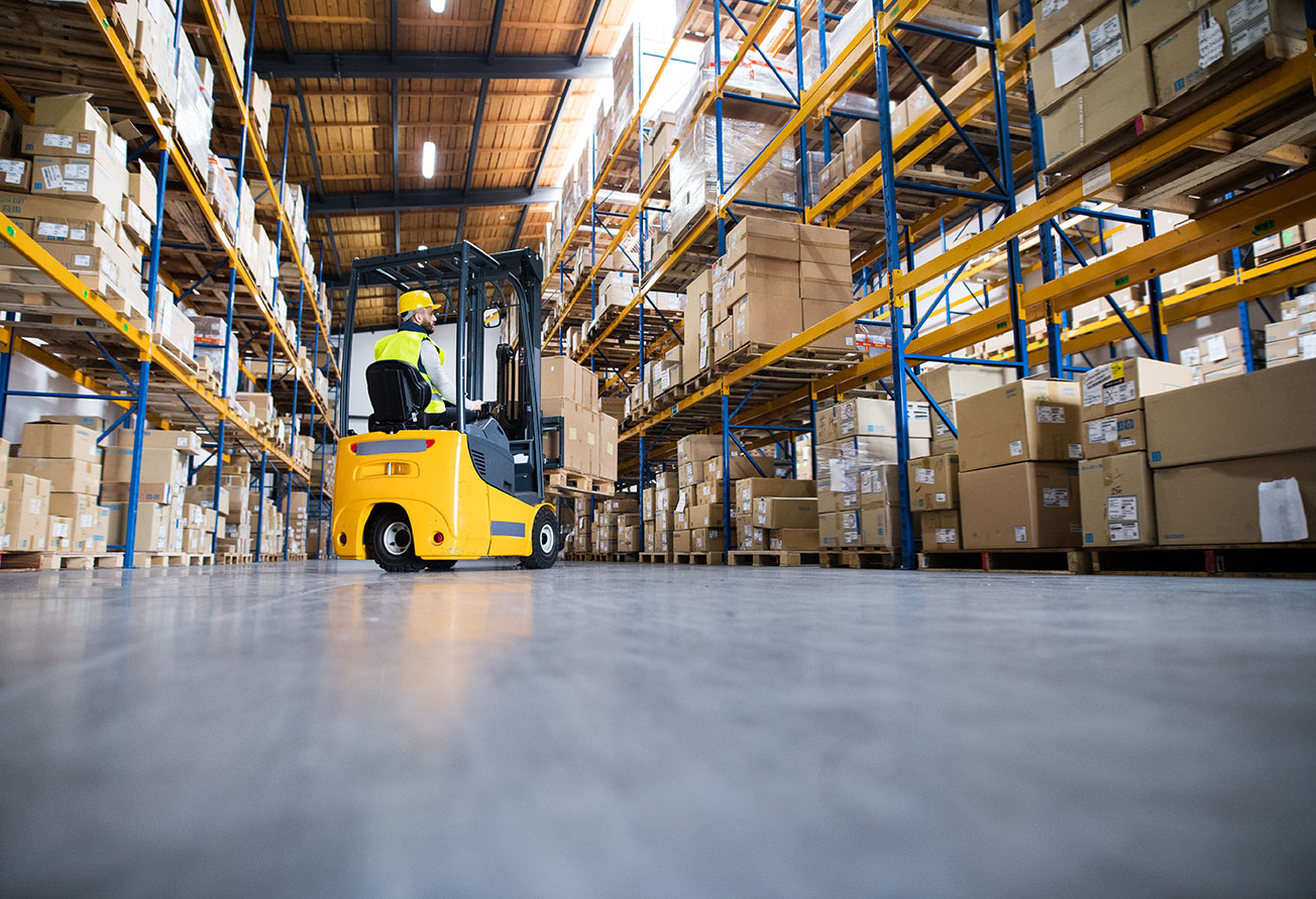 Logistics Services Image
